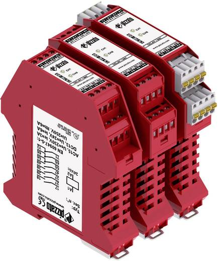 Veiligheidsmodule 3x NO, 1x NC 240 V/AC Pizzato Elettrica CS AR-05V024 1 stuks