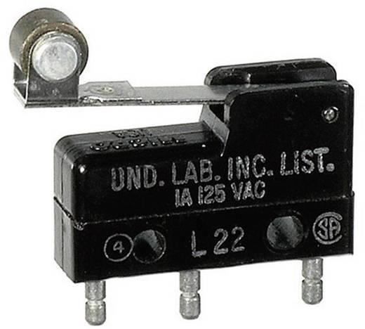 Honeywell 111SM2-T Microschakelaar 250 V/AC 5 A 1x aan/(aan) schakelend 1 stuks
