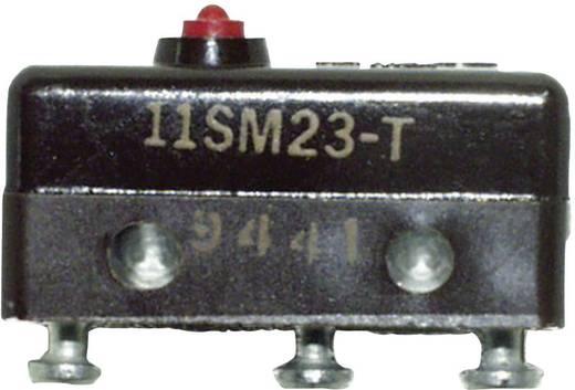 Honeywell 11SM23-T Microschakelaar 125 V/AC 1 A 1x aan/(aan) schakelend 1 stuks