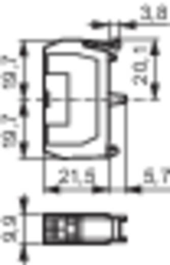 Contact element 1x NC schakelend 600 V BACO 33E01 1 stuks