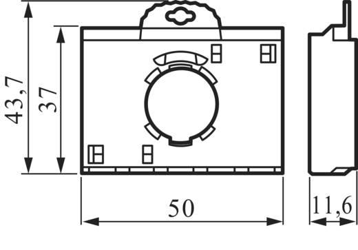 BACO 335E Adapterplaat 5-weg 1 stuks