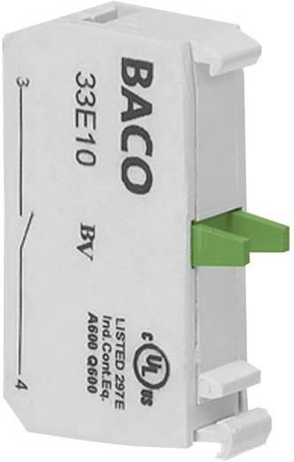 Contact element 1x NC schakelend 600 V BACO 33E01C 1 stuks