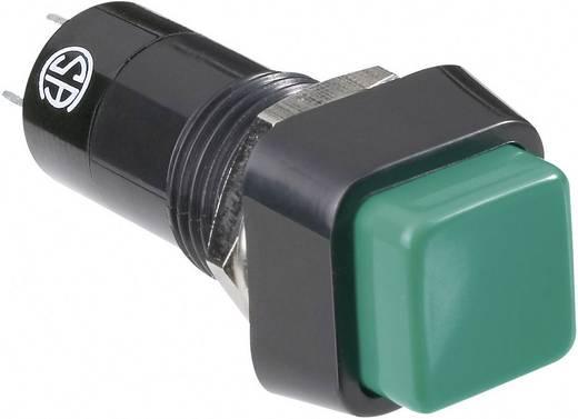 SCI R13-23A-05DGN Druktoets 250 V/AC 1.5 A 1x uit/(aan) schakelend 1 stuks