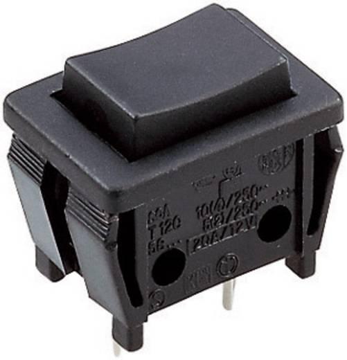 SCA58406A11000 Druktoets 250 V/DC 5 A 1x uit/(aan) schakelend 1 stuks