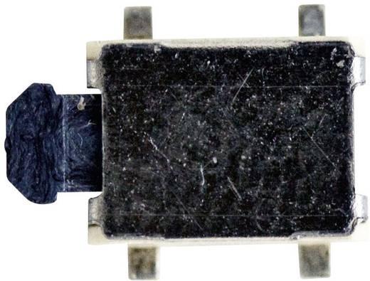 TE Connectivity 1571262-1 Druktoets 12 V/DC 0.05 A 1x uit/(aan) schakelend 1 stuks
