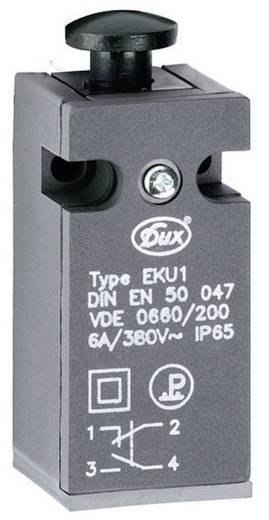 Schlegel EKU1-KD Eindschakelaar 380 V/AC 6 A Stoter schakelend IP65 1 stuks