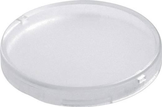 Schlegel T22RRRT Toetskap Rood, Transparant 1 stuks