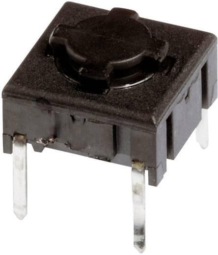 MEC 5ETH935 Druktoets 24 V/DC 0.05 A 1x uit/(aan) IP67 schakelend 1 stuks