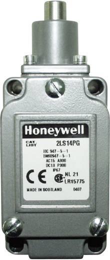 Honeywell 208LS1-4 Eindschakelaar 125 V/AC 10 A Veerstaaf schakelend IP67 1 stuks