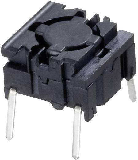 MEC 5GTH935 Druktoets 24 V/DC 0.05 A 1x uit/(aan) IP67 schakelend 1 stuks