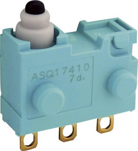 Panasonic ASQ17410J Microschakelaar 30 V/DC 0.1 A 1x aan/(aan) schakelend 1 stuks