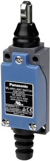 Panasonic AZ8122CEJ Eindschakelaar 115 V/DC, 250 V/AC 5 A Rolstoter schakelend IP64 1 stuks
