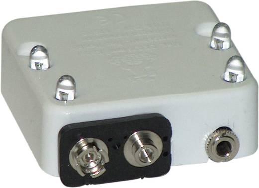interBär 5123-004.81 Deurschakelaar 9 V/DC, 12 V/DC 0.04 A 1x aan/(uit) schakelend 1 stuks