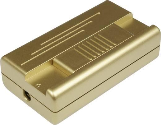 Ehmann 2551C0100 Snoerdimmer Goud Schakelvermogen (min.) 20 W Schakelvermogen (max.) 400 W 1 stuks
