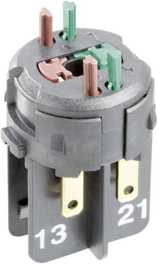 Contact element 1x NC, 1x NO schakelend 24 V/DC RAFI 22FS 1.20.126.103/0000 1 stuks