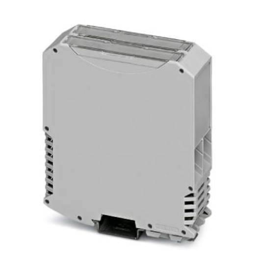 Phoenix Contact ME MAX 45 2-2 KMGY DIN-rail-behuizing 99 x 45 x 114.5 Polyamide Lichtgrijs 1 stuks