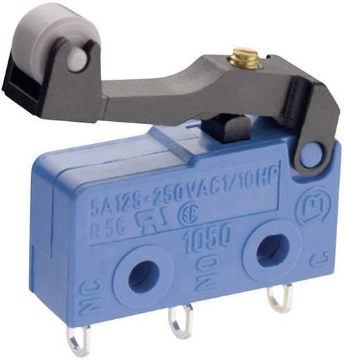 Marquardt 1050.6702 Microschakelaar 250 V/AC 5 A 1x aan/(aan) schakelend 1 stuks