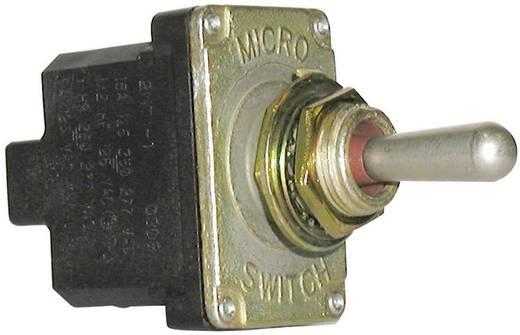 Honeywell 2NT1-3 Tuimelschakelaar 250 V/AC 15 A 2x aan/aan vergrendelend 1 stuks