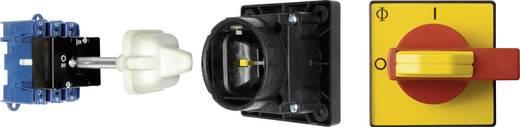Lastscheidingsschakelaar Met deurkoppeling 80 A 1 x 90 ° Rood, Geel Kraus & Naimer KG80 T203/12 VE 1 stuks