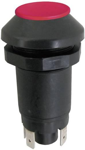 Elobau 145000AA40 Druktoets 48 V DC/AC 0.5 A 1x aan/(uit) IP67 schakelend 1 stuks