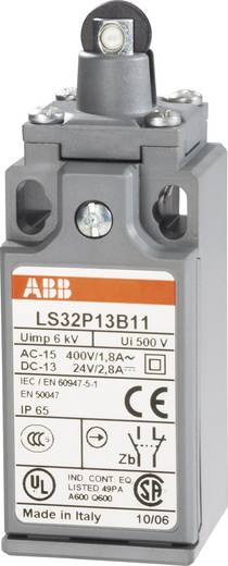 ABB LS32P13B11 Eindschakelaar 400 V/AC 1.8 A Rolstoter schakelend IP65 1 stuks