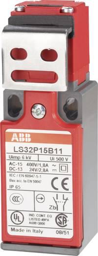 ABB LS32P15B11 Eindschakelaar 400 V/AC 1.8 A Metalen hefboom, gebogen schakelend IP65 1 stuks