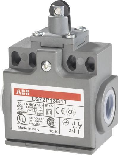 ABB LS72P13B11 Eindschakelaar 400 V/AC 1.8 A Rolstoter schakelend IP65 1 stuks