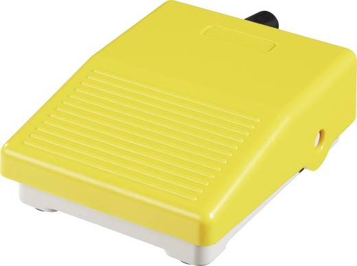 ABB IPM2Y Voetschakelaar 250 V/AC 3 A 1 pedaal 1x wisselaar IP40 1 stuks