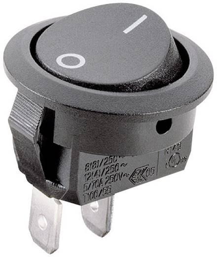 Marquardt 1881.1105 Wipschakelaar 250 V/AC 12 A 1x uit/aan IP40 vergrendelend 1 stuks