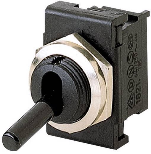 Marquardt 1823.1101 Tuimelschakelaar 250 V/AC 6 A 1x aan/aan IP40 vergrendelend 1 stuks