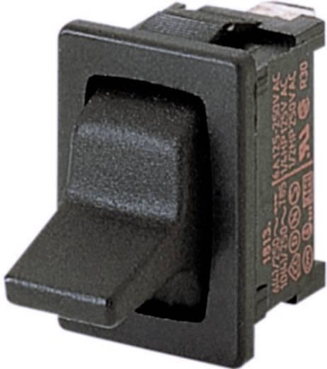 Marquardt 1818.1202 Tuimelschakelaar 250 V/AC 6 A 1x aan/uit/(aan) vergrendelend/0/vergrendelend 1 stuks