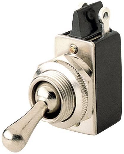 Marquardt 0132.0601 Tuimelschakelaar 250 V/AC 2 A 2x uit/aan vergrendelend 1 stuks
