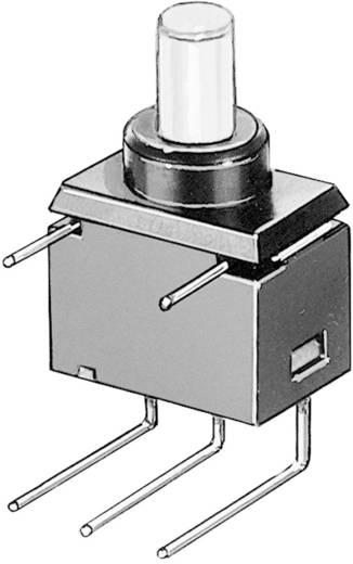Marquardt 9450.0550 Druktoets 28 V/DC 0.01 A 1x aan/(aan) schakelend 1 stuks