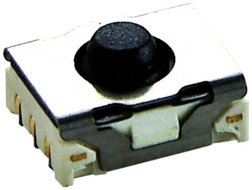 RAFI 1.14.002.103/0000 Druktoets 35 V 0.1 A 1x uit/(aan) schakelend 2100 stuks