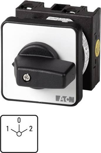 Nokkenschakelaar 20 A 690 V 2 x 60 ° Grijs, Zwart Eaton T0-3-8212/E 1 stuks
