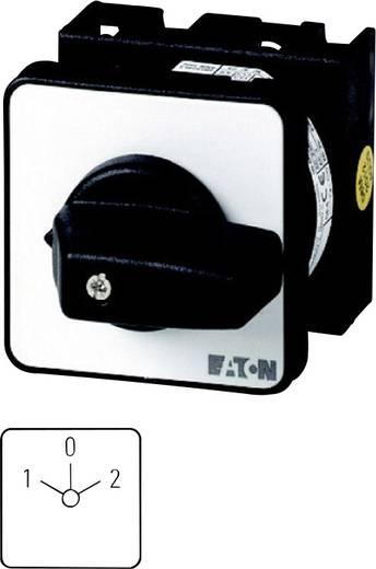 Nokkenschakelaar 20 A 690 V 2 x 60 ° Grijs, Zwart Eaton T0-2-8211/E 1 stuks