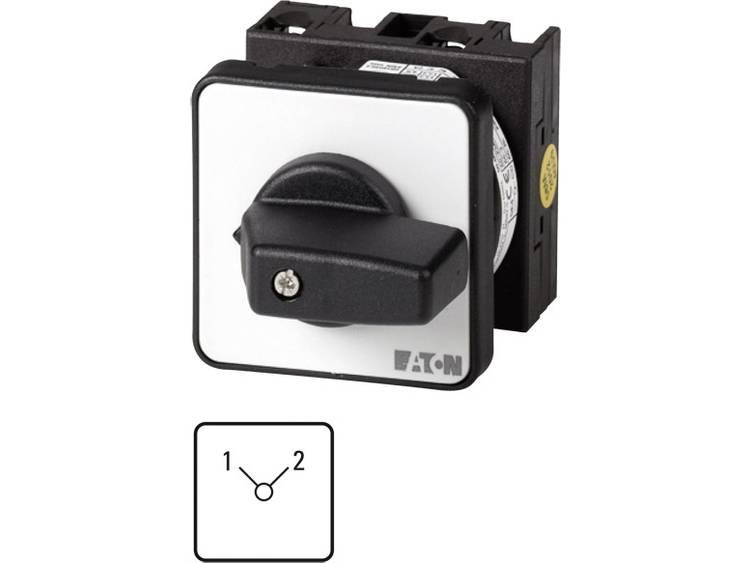 Nokkenschakelaar 20 A 690 V 1 x 90 ° Grijs, Zwart Eaton T0-2-8221/E 1 stuks