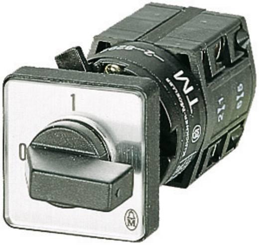 Nokkenschakelaar 10 A 1 x 90 ° Grijs, Zwart Eaton TM-1-8291/E 1 stuks