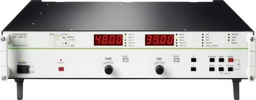 Labvoeding, regelbaar Gossen Metrawatt SSP 62N 80 RU 12,5 P 0 - 80 V/DC 0 - 12.5 A 500 W Interface optioneel Programmeer
