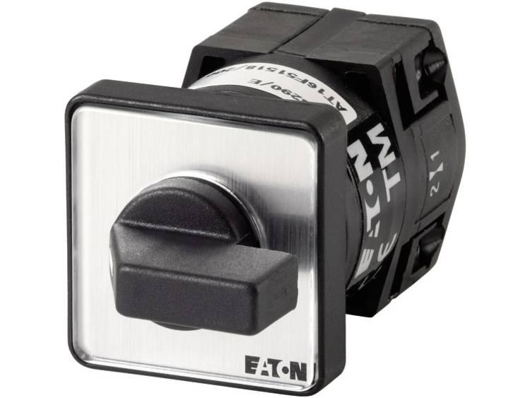 Eaton TM-1-8291/E Nokkenschakelaar 10 A 1 x 90 ° Grijs, Zwart 1 stuks