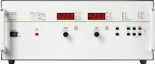 Gossen Metrawatt SSP 64N 80 RU 75 P Labvoeding, regelbaar 0 - 80 V/DC 0 - 75 A 3000 W Interface optioneel Programmeerbaar Aantal uitgangen 1 x