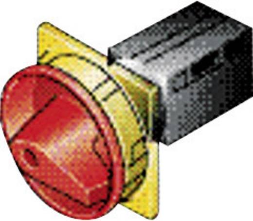 Nokkenschakelaar Uitschakelbaar 10 A 690 V 1 x 90 ° Geel, Rood Eaton TM-1-8291/E/SVB 1 stuks