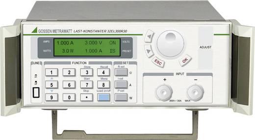 Electronic load Gossen Metrawatt SSL 32EL 150 R30 360 V/DC 30 A 150 W