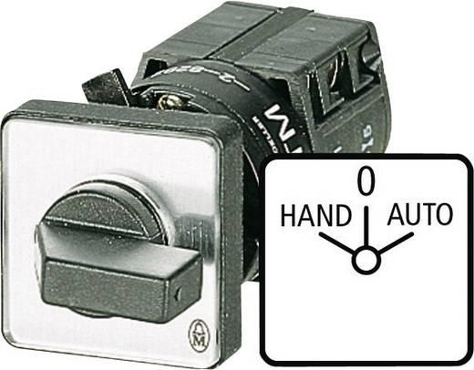 Nokkenschakelaar 10 A 500 V 2 x 60 ° Grijs, Zwart Eaton TM-1-15431/EZ 1 stuks