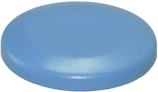 Idec YW9Z-B14S Toetskap (Ø x h) 40 mm x 10.8 mm Zonder markering Blauw 1 stuks