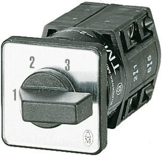 Nokkenschakelaar 10 A 500 V 3 x 60 ° Grijs, Zwart Eaton TM-2-8231/EZ 1 stuks