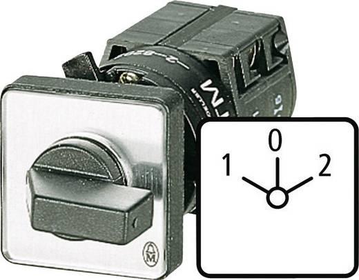 Nokkenschakelaar 10 A 2 x 60 ° Grijs, Zwart Eaton TM-1-8210/EZ 1 stuks