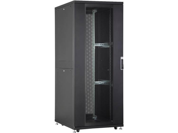 19 inch serverkast Digitus Professional DN-19 SRV-42U-8-B (b x h x d) 800 x 1970 x 1000 mm 42 HE Zwart (RAL 9005)