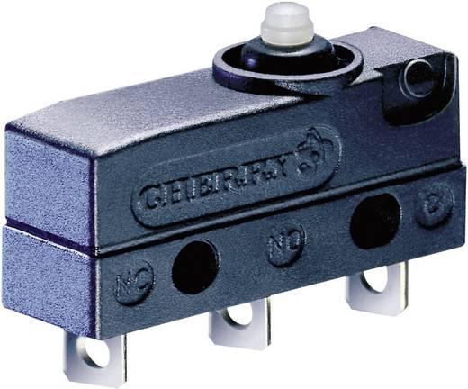Cherry Switches DC3C-A1AA Microschakelaar 250 V/AC 0.1 A 1x aan/(aan) schakelend 1 stuks