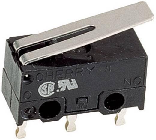 Cherry Switches DG13-B1LA Microschakelaar 125 V/AC 3 A 1x aan/(aan) Schakelwerk: IP40 / Aansluiting: IP00 schakelend 1 stuks